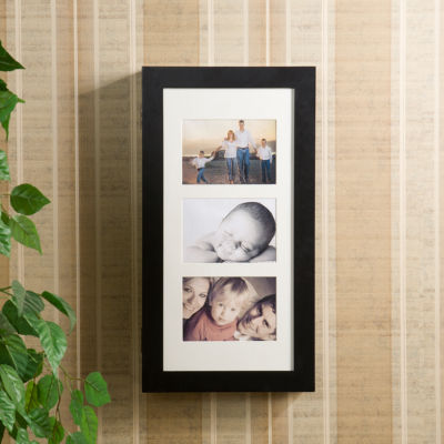 Photo Display Wall Mount Jewelry Armoire