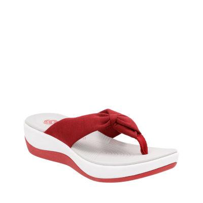 Clarks Womens Arla Glison Flip-Flops