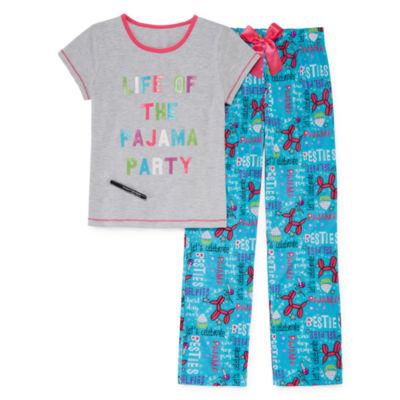 Cloud 9 2-pc. Pant Pajama Set