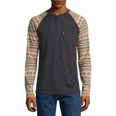 Levi's® Lannister Raglan Crew Neck T-Shirt