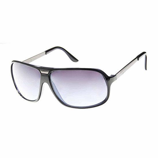 St. John's Bay Rectangular Sunglasses - Mens