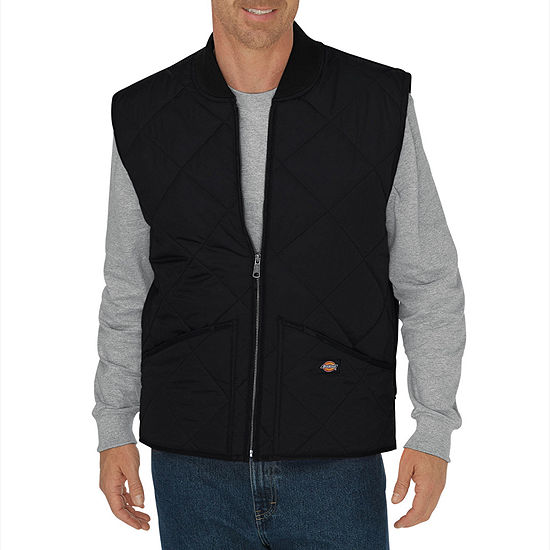 Dickies® Diamond Quilted Nylon Vest - Big