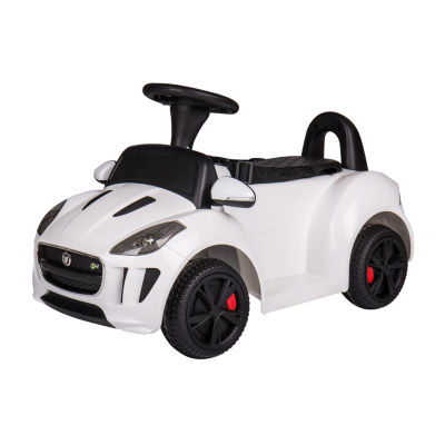 Battery Operated  F Type Jaguar Ride-On Motorcycle