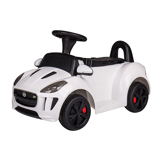 Battery Operated F Type Jaguar Ride On Motorcycle