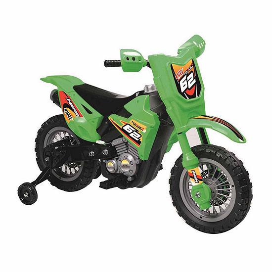 Blazin Wheels Battery Operated Ride On Dirt Bike