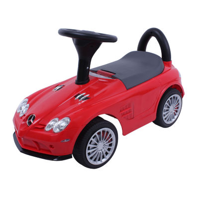 Battery Operated Mercedes Benz Ride-On Motorcycle