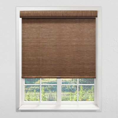 Deluxe Woven Cordless Light-Filtering Roller Shade