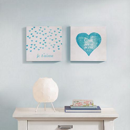 Intelligent Design 2-pc. Canvas Art