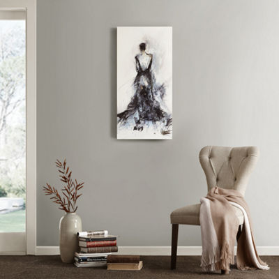 Madison Park Belle of The Ball Canvas Art