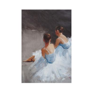 Madison Park Dance with Me Canvas Art