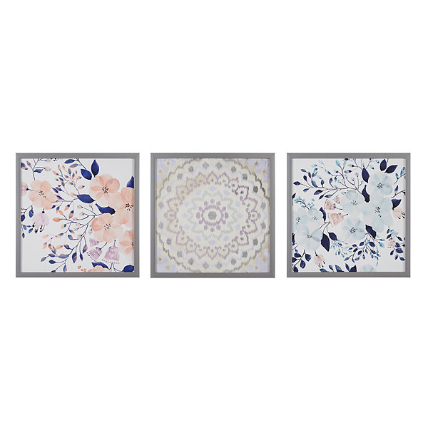 Intelligent Design 3-pc. Canvas Art