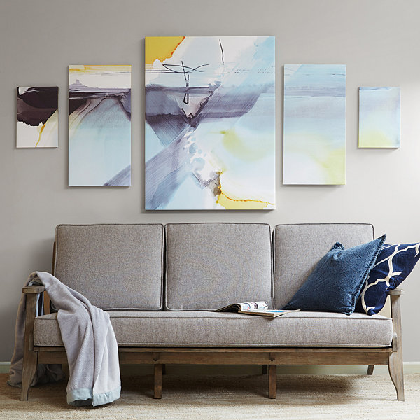 Madison Park 5-pc. Canvas Art
