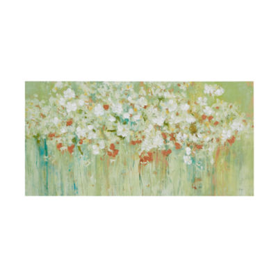 Madison Park Spring Fields Canvas Art