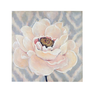 Madison Park Inspired Blossoms Canvas Art