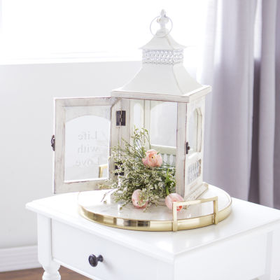 Cathy's Concepts Personalized Rustic Décor Lantern