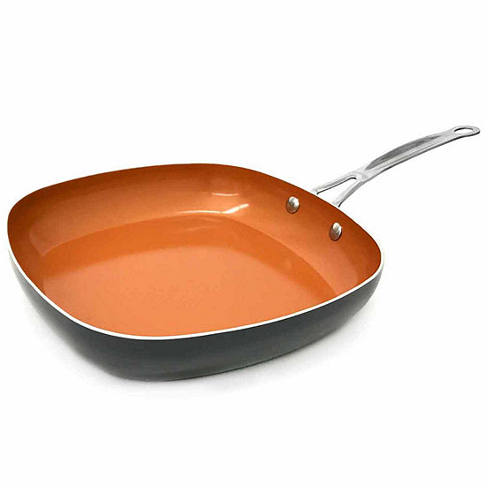 As Seen On Tv Gotham Steel Aluminum As Seen On Tv Non Stick Frying Pan