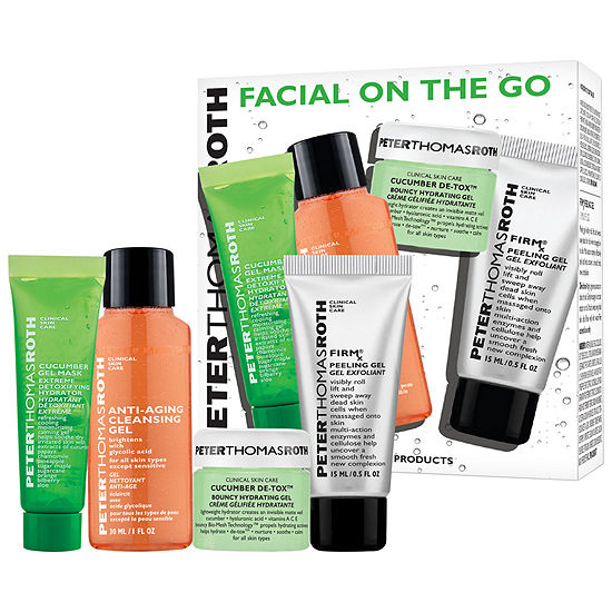 Peter Thomas Roth Facial On The Go Kit