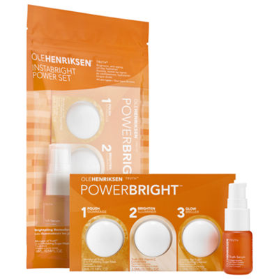 OLEHENRIKSEN Instabright Power Set