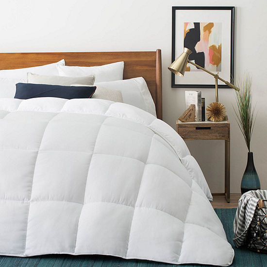 Malouf Woven Down Alternative Microfiber Comforter