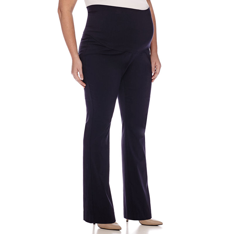 Maternity Millennium Overbelly Trouser Pants - Plus plus size maternity,