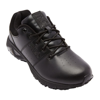 Fila® Memory Breach Mens Slip-Resistant Work Shoes
