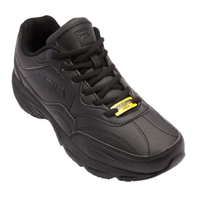 Fila® On The Job Mens Slip-Resistant Work Shoes
