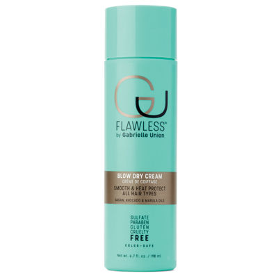 Flawless By Gabrielle Union Blow Dry Cream Hair Cream 6.7 oz