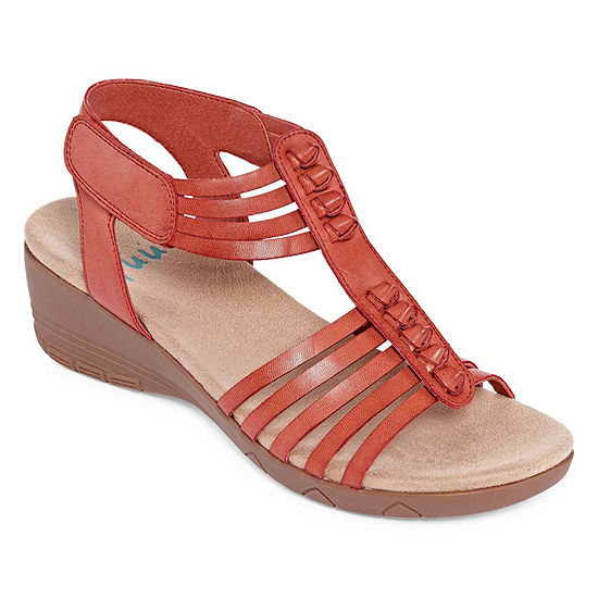 Yuu Womens Handee Strap Sandals