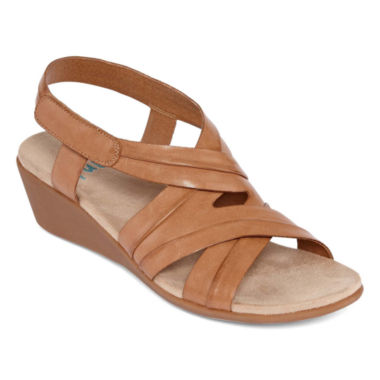Yuu Brooklyn Womens Strap Sandals