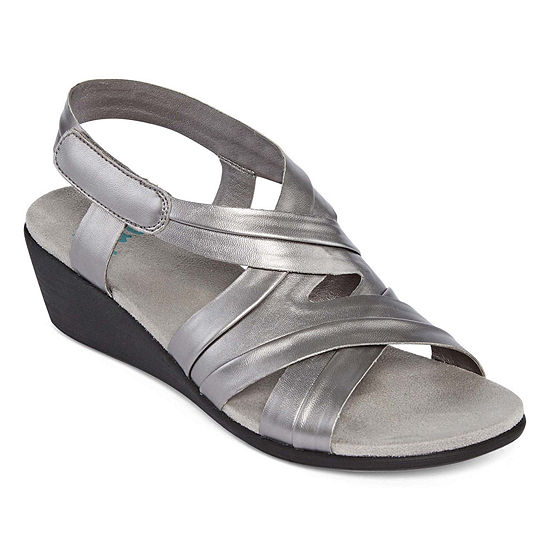 Yuu Womens Brooklyn Strap Sandals
