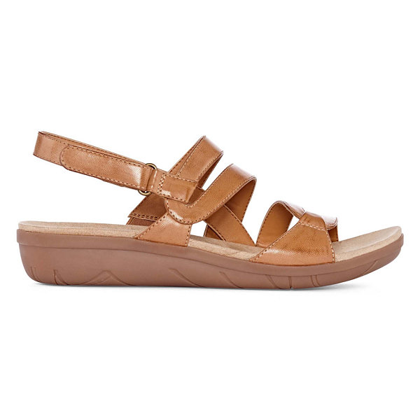Yuu Janna Womens Strap Sandals