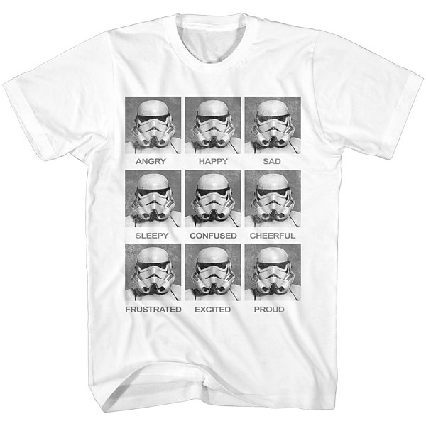 Star Wars Today I Am Tee