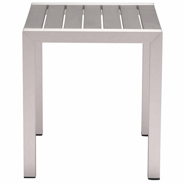 Zuo Modern Cosmopolitan Patio Side Table
