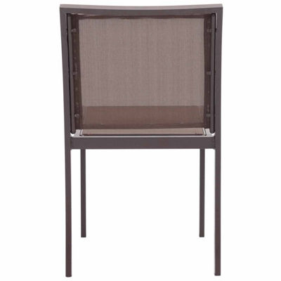 Zuo Modern Mayakoba 2-pc. Patio Dining Chair