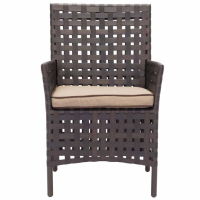 Zuo Modern Pinery 2-pc. Patio Dining Chair
