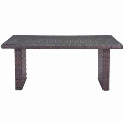 Zuo Modern Pinery Patio Dining Table