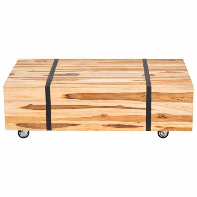 Zuo Modern River Patio Coffee Table