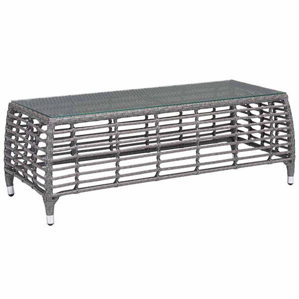 Zuo Modern Trek Beach Patio Coffee Table