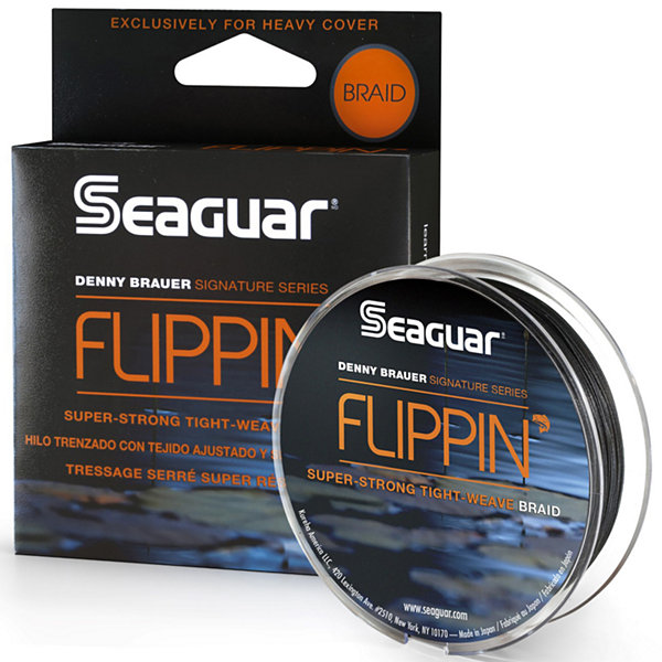 Seaguar Denny Brauer Flippin' Braid Fishing Line