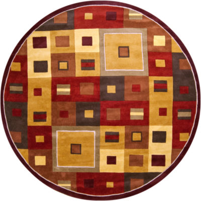 Decor 140 Riva Hand Tufted Round Rugs