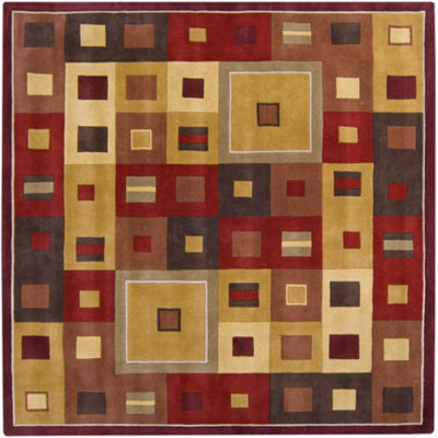 Decor 140 Riva Hand Tufted Square Rugs