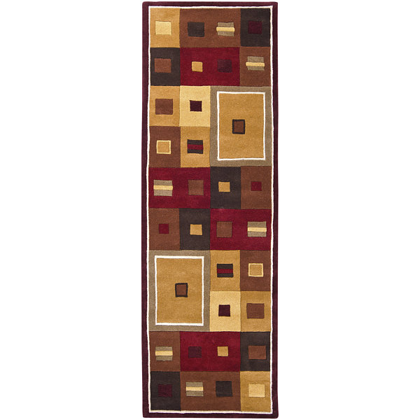 Decor 140 Riva Hand Tufted Rectangular Runner