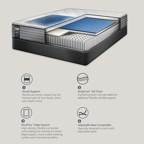 Sealy® Besant Firm - Mattress Only