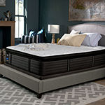 Sealy® Faraday Plush Pillowtop - Mattress + Box Spring