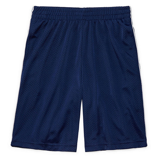 Xersion Mesh Short Little & Big Boys Husky Basketball Short