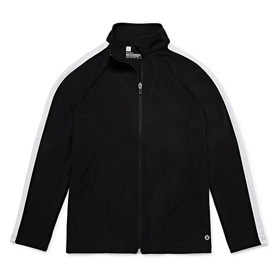 Xersion Little & Big Boys Lightweight Track Jacket