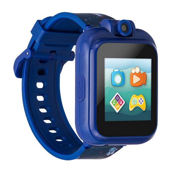 Itouch Playzoom Unisex Blue Smart Watch-03484m-2-51-Nvp