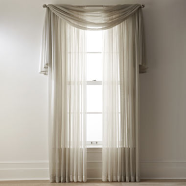 jcpenney.com | MarthaWindow™ Voile Window Treatments