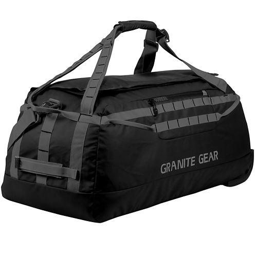 "Granite Gear 30"" Wheeled Packable Duffel Bag"