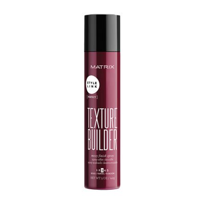 Matrix® Style Link Texture Builder Messy Finish Spray - 5 oz.